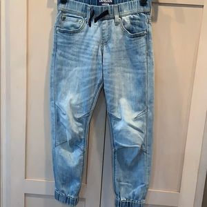💐5/25 Unisex Levi's denizen pull on jeans